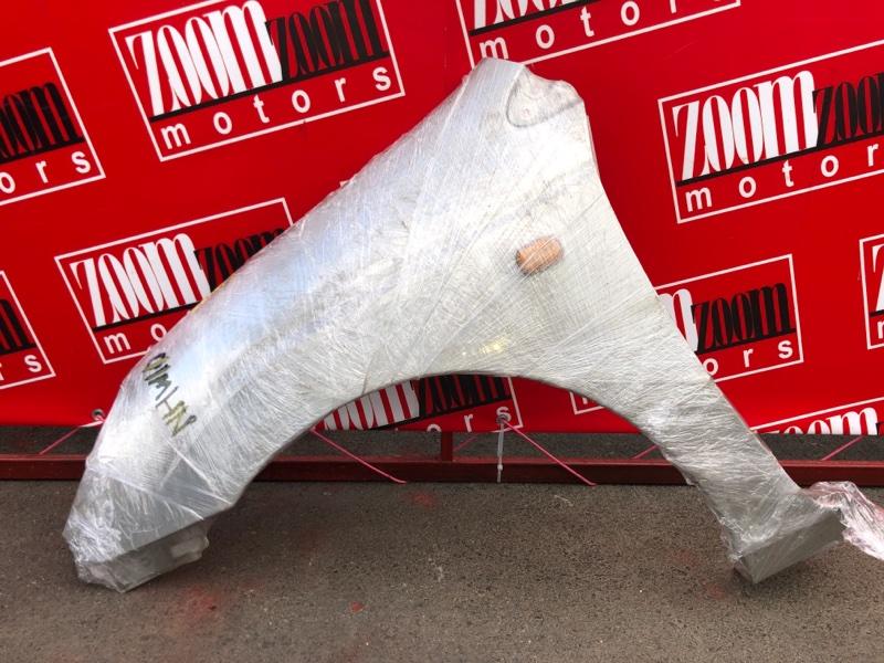 Крыло Toyota Prius NHW11 1NZ-FXE 2000 переднее левое серебро