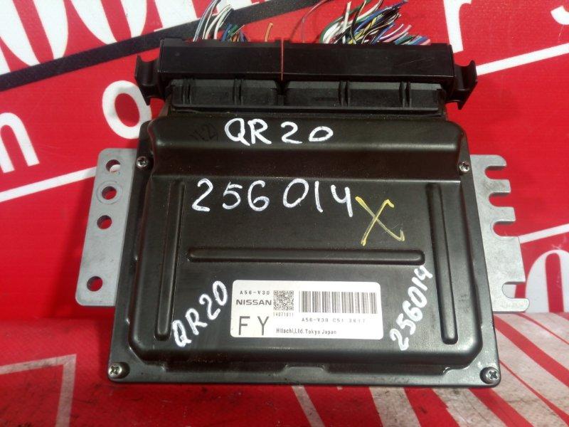Компьютер (блок управления) Nissan Primera WTP12 QR20DE 2001 A56-V30 C51-3617