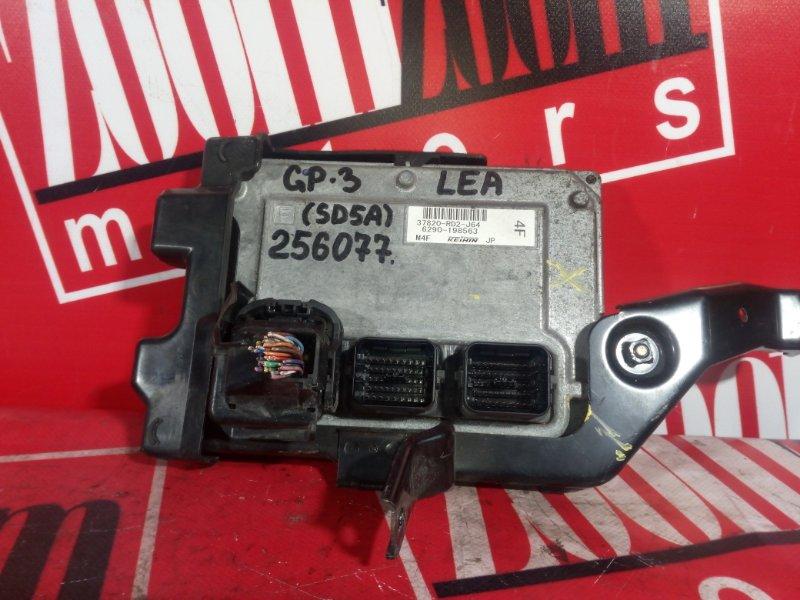 Компьютер (блок управления) Honda Freed GP3 LEA 2011