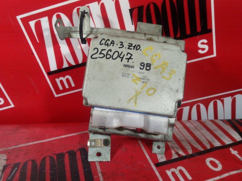Компьютер (блок управления) Nissan Cube AZ10 CGA3DE 1998 23710-AN280 A18-N48 TG7 1205