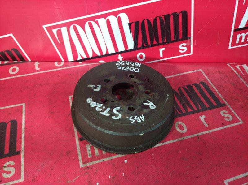 Барабан тормозной Toyota Carina Ed ST202 3S-FE 1993 задний