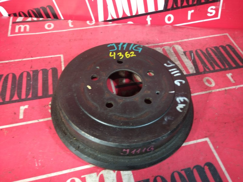 Барабан тормозной Daihatsu Terios Kid J111G 1998 задний
