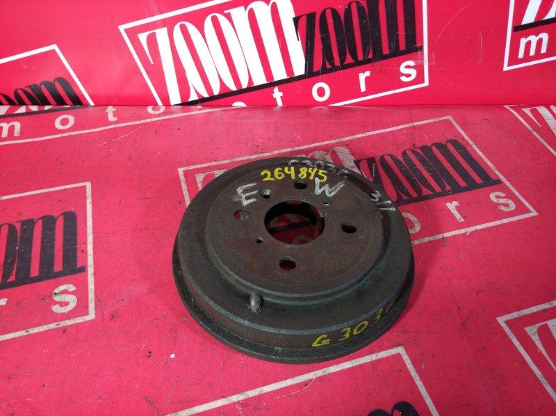 Барабан тормозной Daihatsu Pyzar G303G HE-EG 1996 задний