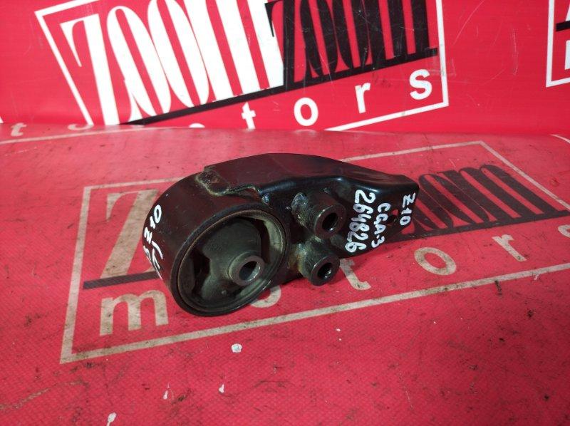 Подушка кпп Nissan Cube AZ10 CGA3DE 2000 передняя левая