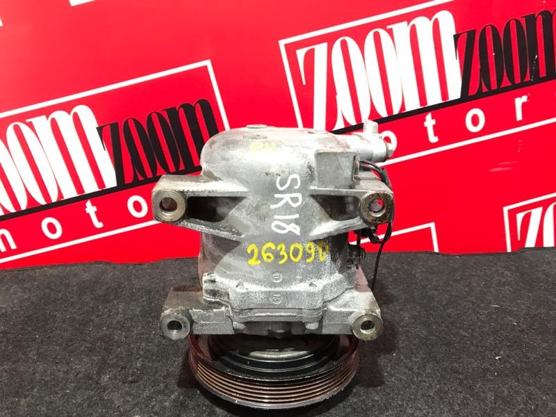 Компрессор кондиционера Nissan Primera P11 SR18DE 1997