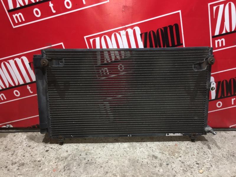 Радиатор кондиционера Toyota Altezza GXE10 1G-FE 2001 передний