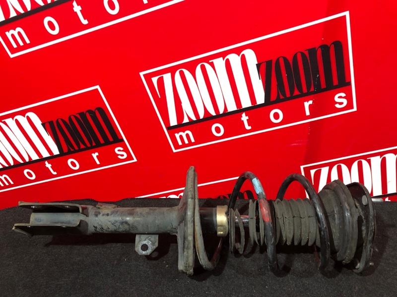 Стойка подвески Toyota Allion ZZT240 1ZZ-FE 2001 передняя левая