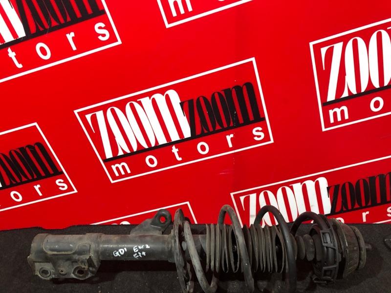 Стойка подвески Honda Fit GD1 L13A 2001 передняя правая