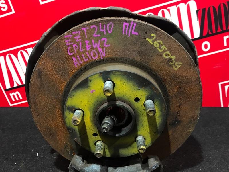 Диск тормозной Toyota Allion ZZT240 1ZZ-FE 2001 передний