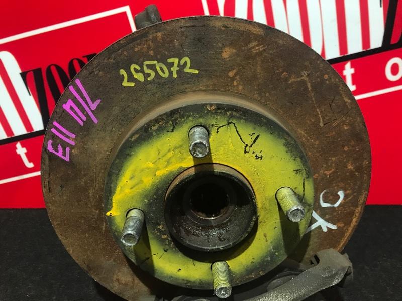 Диск тормозной Nissan Note E11 HR15DE 2005 передний