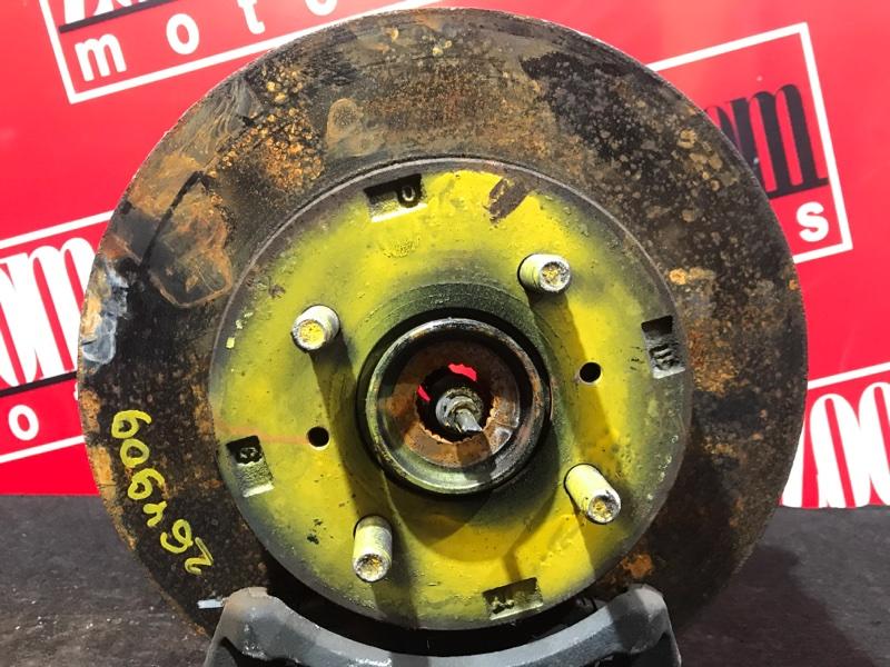 Диск тормозной Mitsubishi Lancer Cedia CS5A 4G93 2000 передний