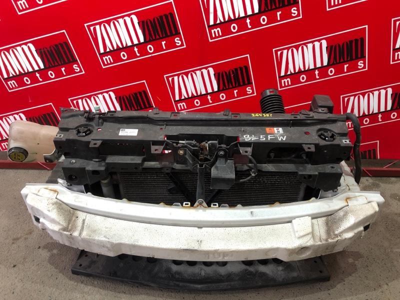 Рамка радиатора Mazda Axela BL5FW ZY-VE 2009