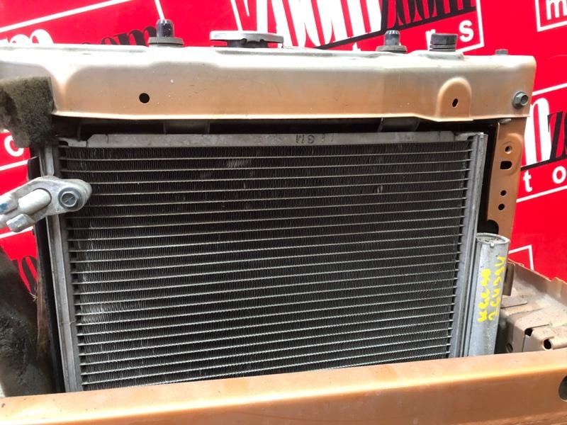 Радиатор кондиционера Toyota Passo KGC30 1KR-FE 2010