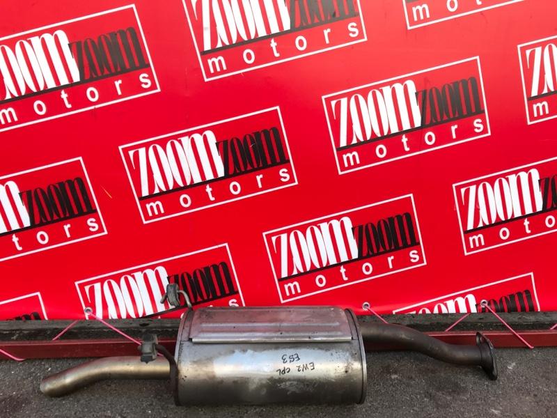 Глушитель Honda Civic Ferio ES3 D17A 2000