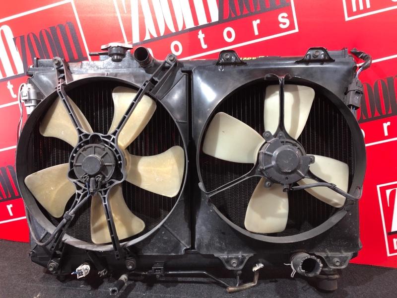 Радиатор двигателя Toyota Vista SV30 4S-FE 1990