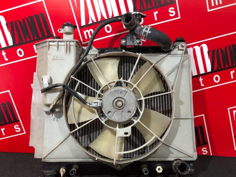 Радиатор двигателя Toyota Will Cypha NCP70 2NZ-FE 2002