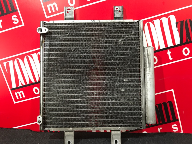 Радиатор кондиционера Toyota Passo KGC10 1KR-FE 2004