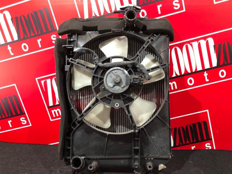 Радиатор двигателя Toyota Passo KGC10 1KR-FE 2004