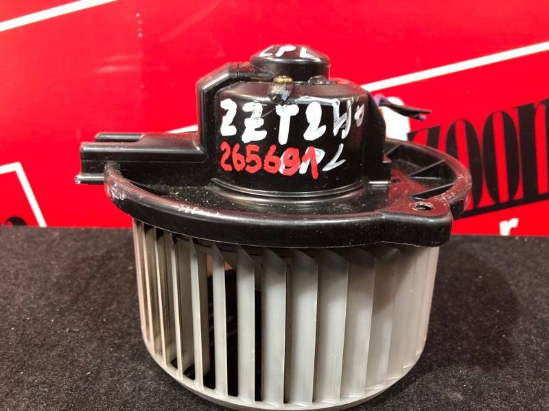 Вентилятор (мотор отопителя) Toyota Allion ZZT240 1ZZ-FE 2001