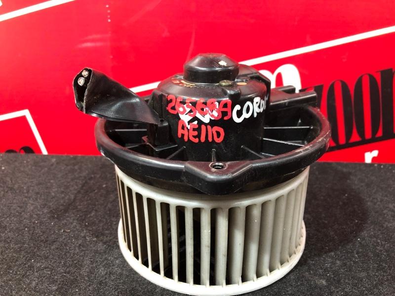 Вентилятор (мотор отопителя) Toyota Corolla AE110 5A-FE 1995