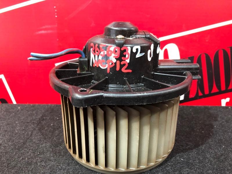 Вентилятор (мотор отопителя) Toyota Platz NCP12 1NZ-FE 1999