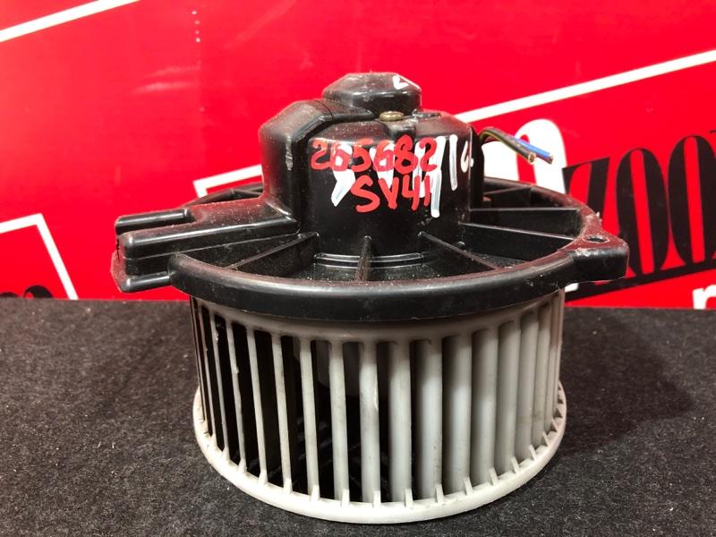 Вентилятор (мотор отопителя) Toyota Vista SV41 3S-FE 1994