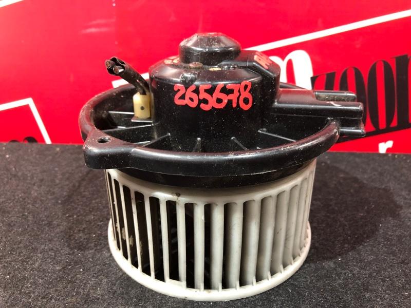 Вентилятор (мотор отопителя) Toyota Corolla AE100 5A-FE 1991
