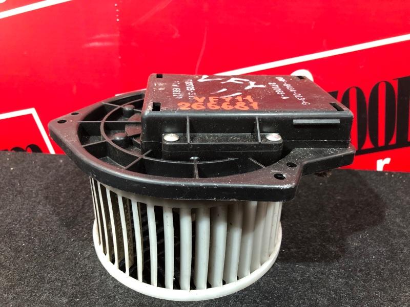Вентилятор (мотор отопителя) Nissan Ad VFY11 QG15DE 1999