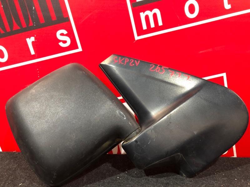 Зеркало боковое Mazda Bongo SKP2V L8 2010 правое черный
