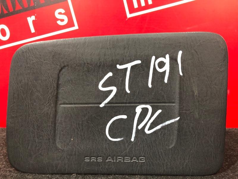 Аирбаг Toyota Caldina ST191G 3S-FE 1992 черный