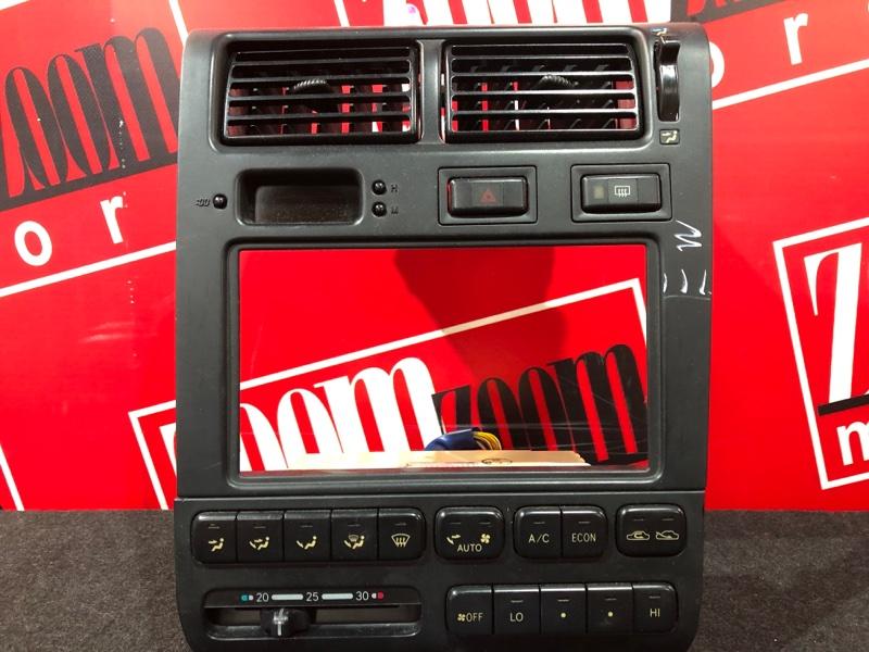 Блок управления отоплением и вентиляцией Toyota Caldina ST190G 4S-FE 1992