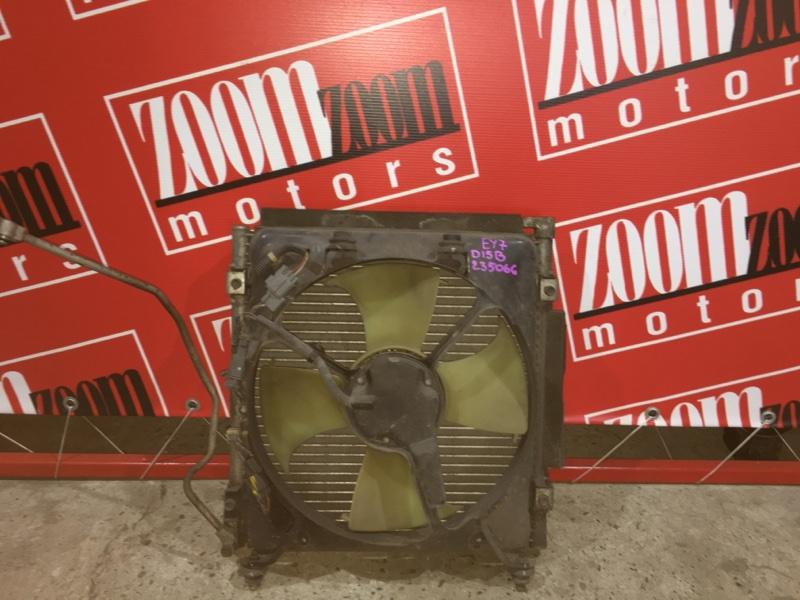 Радиатор кондиционера Honda Partner EY7 D15B 1996