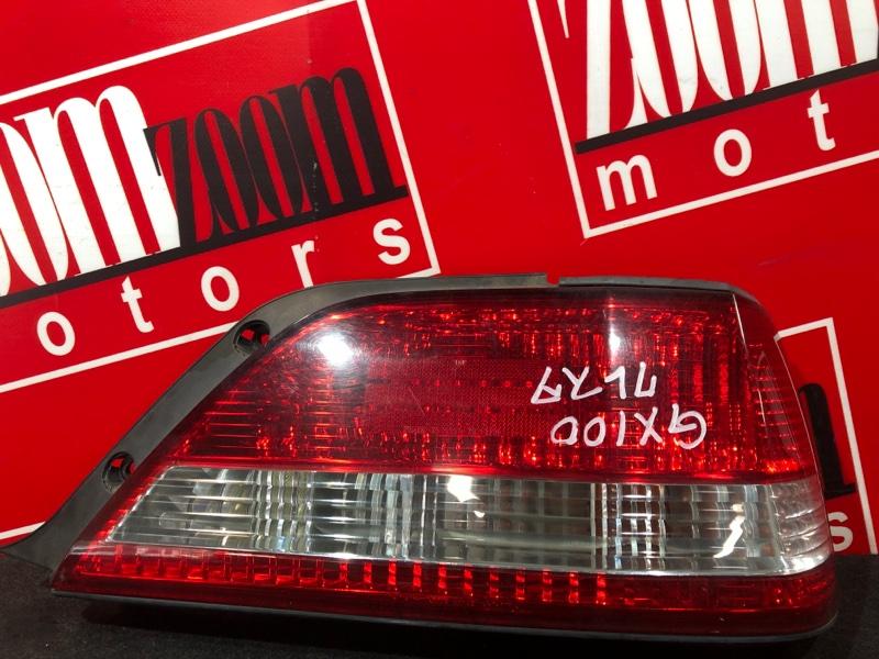 Фонарь (стоп-сигнал) Toyota Cresta GX100 1G-FE 1996 задний правый 22-261