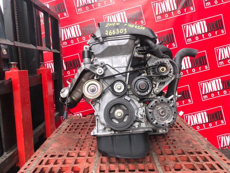 Двигатель Toyota Wish ZNE10G 1ZZ-FE 2003