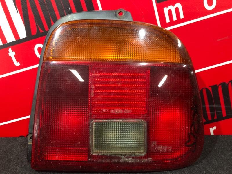 Фонарь (стоп-сигнал) Suzuki Cultus GC21S G15A 1997 задний правый 220-32021
