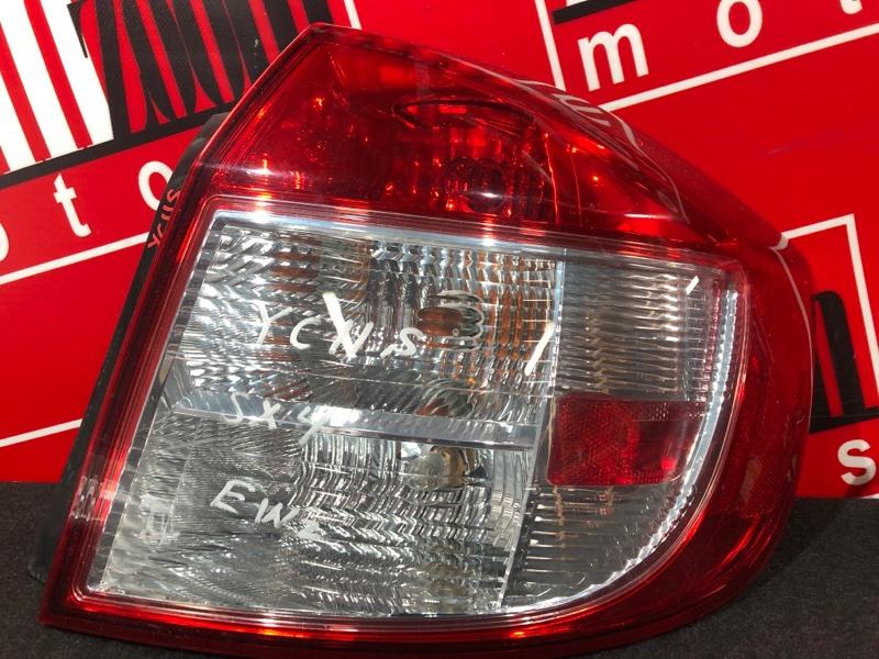 Фонарь (стоп-сигнал) Suzuki Sx4 YC11S M15A 2007 задний правый 220-59158