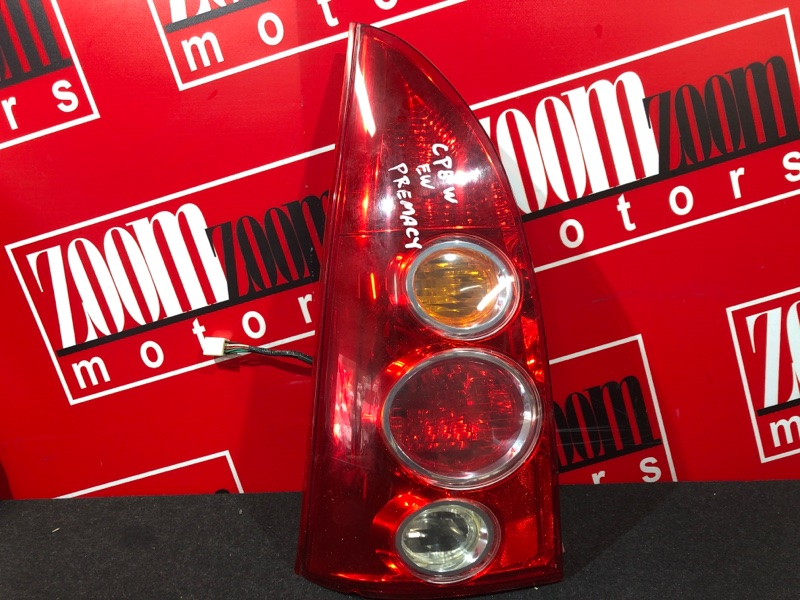 Фонарь (стоп-сигнал) Mazda Premacy CP8W FP-DE 2001 задний левый 220-61961