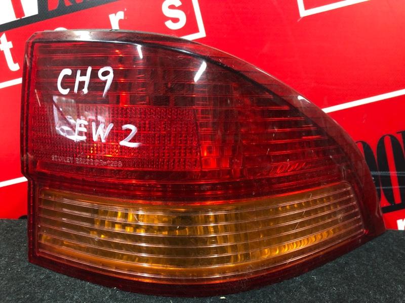 Фонарь (стоп-сигнал) Honda Accord Wagon CH9 H23A 1997 задний правый 2232