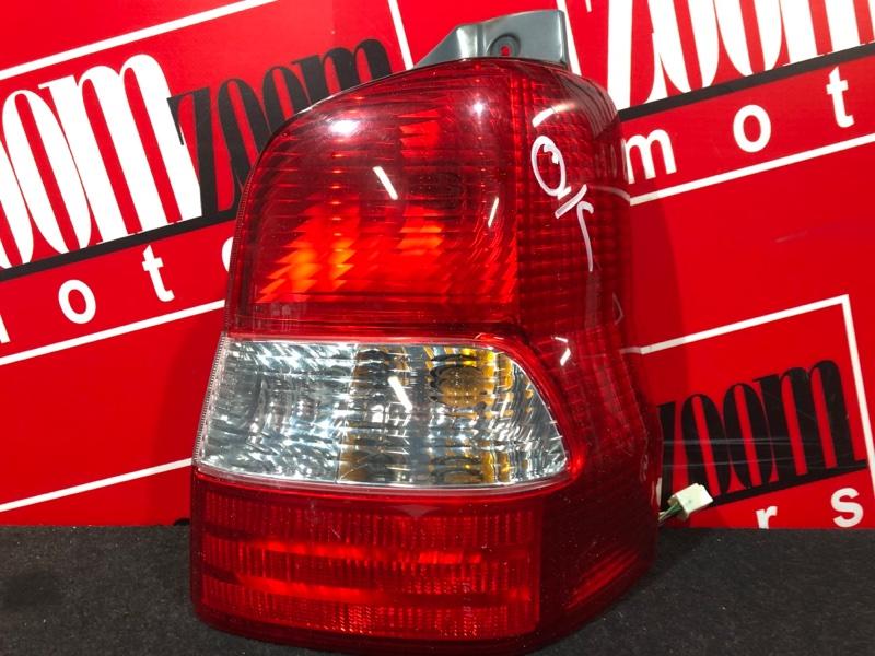 Фонарь (стоп-сигнал) Mazda Demio DW3W B3-E 1999 задний правый