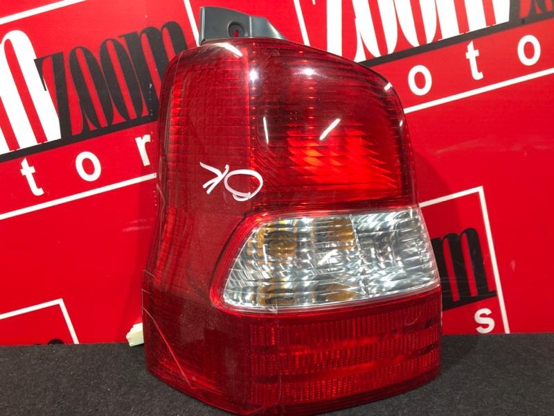 Фонарь (стоп-сигнал) Mazda Demio DW3W B3-E 1999 задний левый