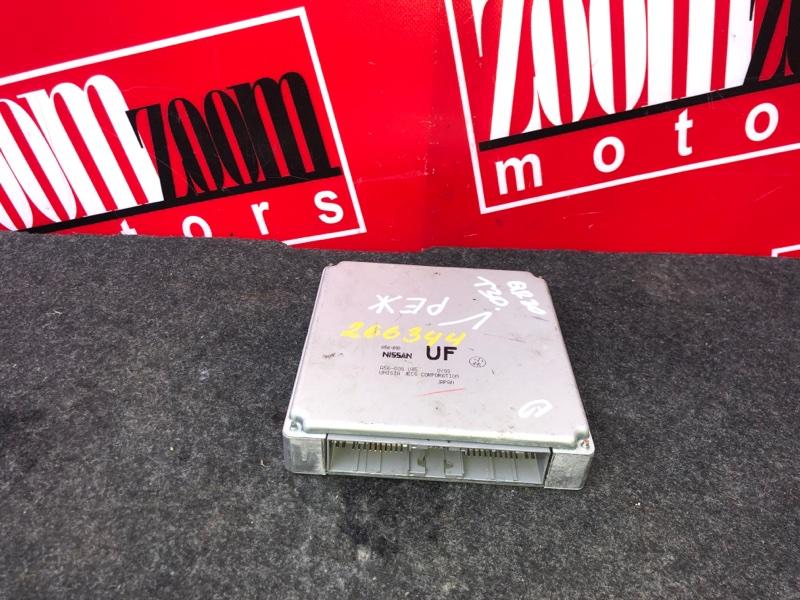 Компьютер (блок управления) Nissan X-Trail T30 QR20DE 2001