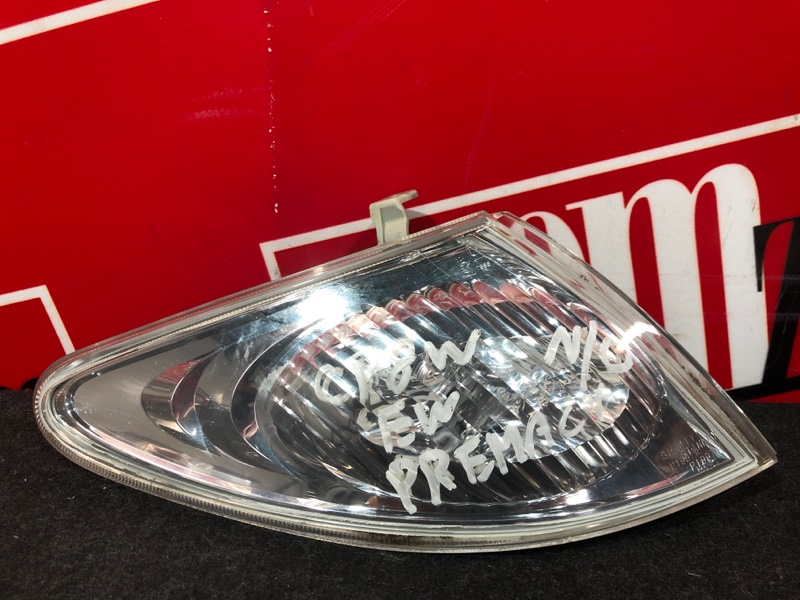 Поворотник (габарит) Mazda Premacy CP8W FP-DE 2001 передний правый