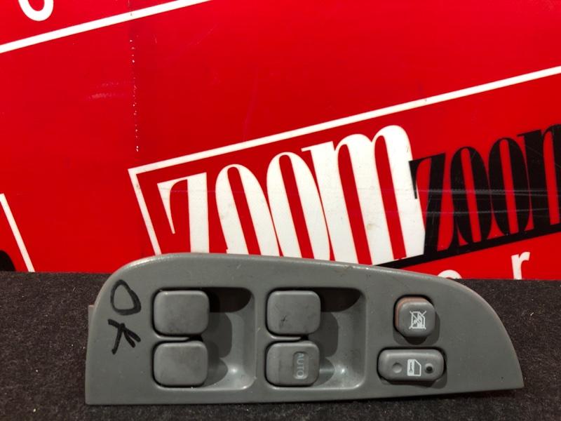 Блок управления стеклоподъемниками Toyota Raum EXZ10 5E-FE 1997 правый