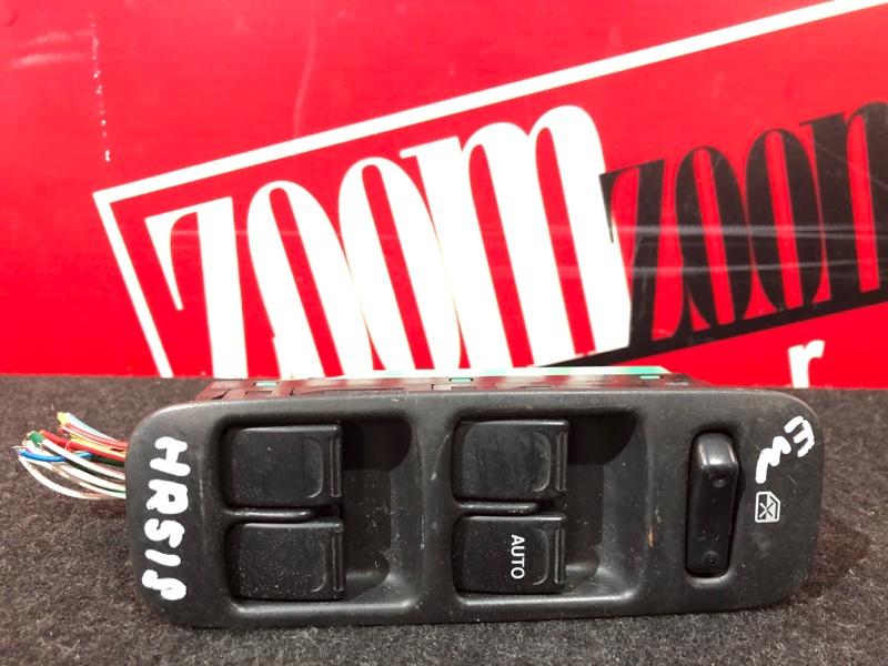 Блок управления стеклоподъемниками Suzuki Swift HT51S M13A 2000 правый