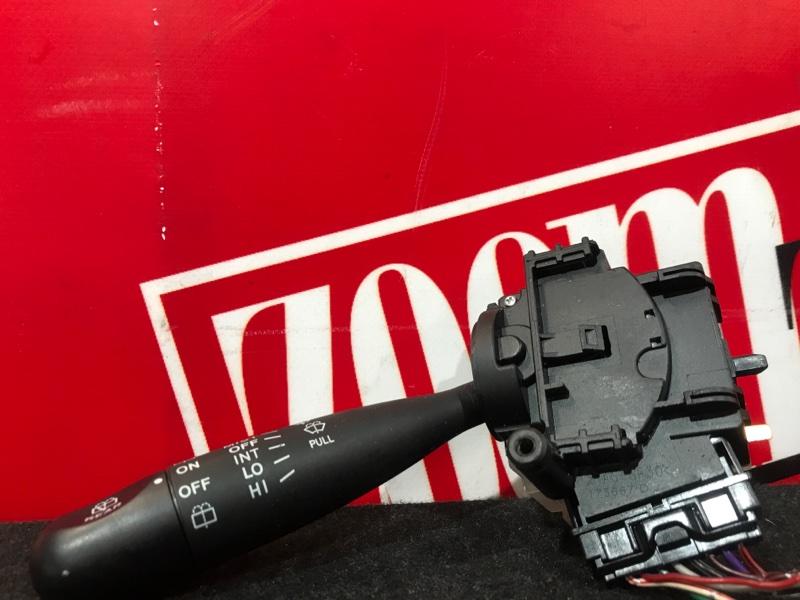 Переключатель стеклоочистителя Toyota Passo KGC30 1KR-FE 2010