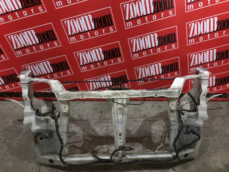 Рамка радиатора Honda Cr-V RD1 B20B 1995 передняя белый