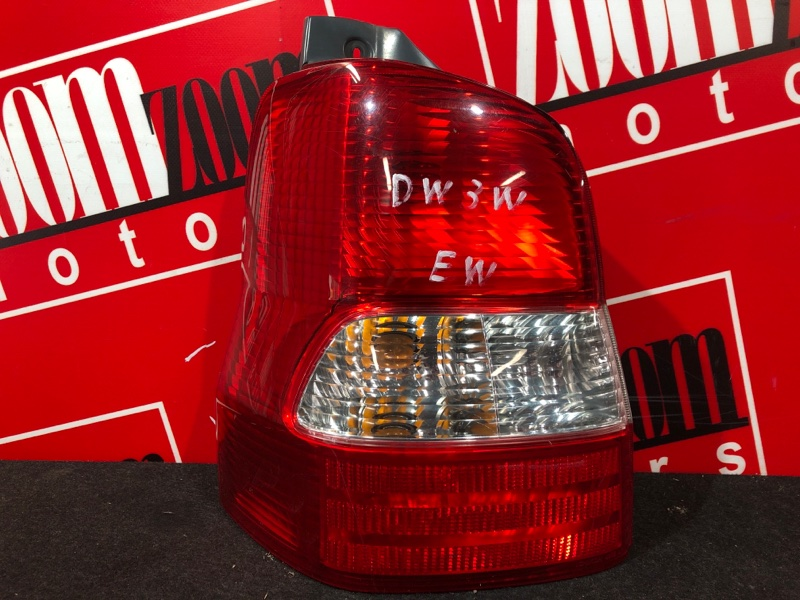 Фонарь (стоп-сигнал) Mazda Demio DW3W B3 1999 задний левый 4902