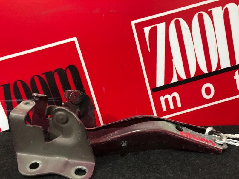 Кронштейн капота Toyota Blade AZE156H 2AZ-FE 2006 красный