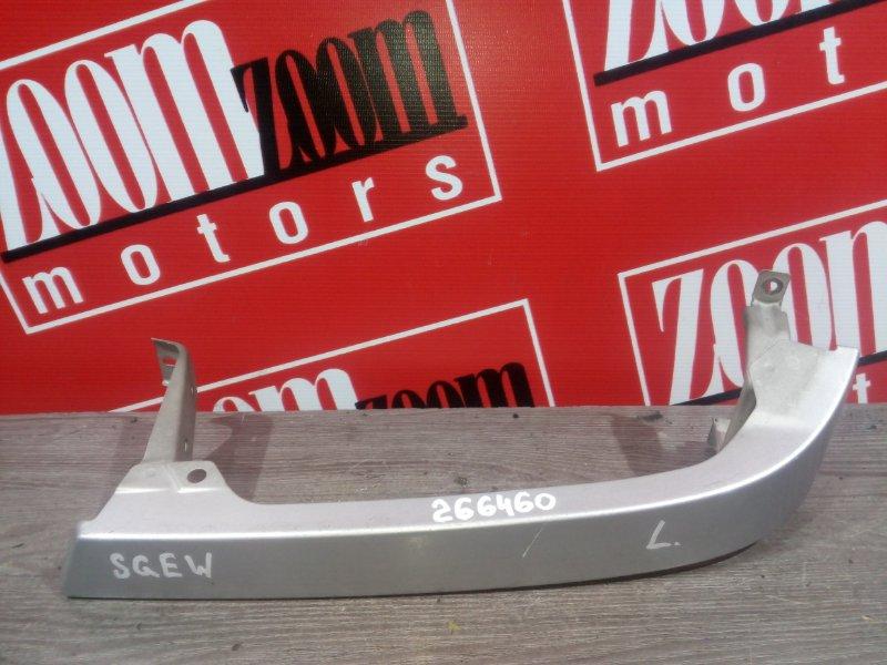 Планка под фару Mazda Bongo Friendee SGEW FE-E 2001 передняя левая серебро