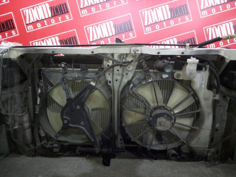 Радиатор двигателя Honda Civic EU1 D15B 2001 передний